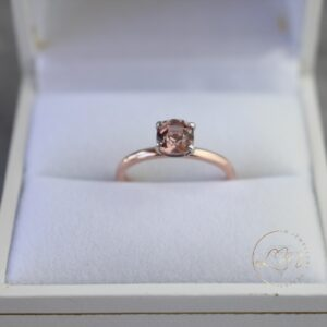 Gorgeous Two Tone Tourmaline Ring